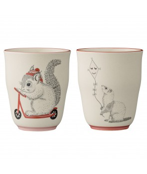 Cup Squirrel/Weasel