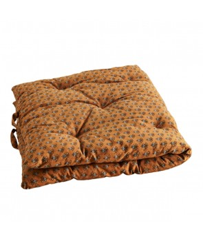 Mattress sunflower brown, Madam Stoltz, Pouffes & Bean Bags