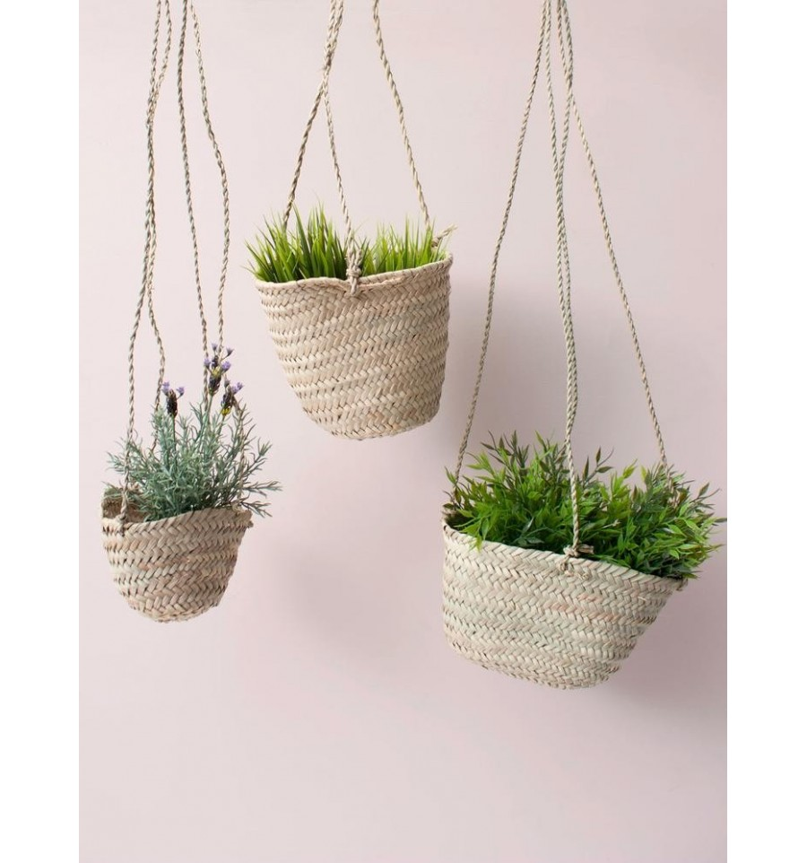 Hanging Baskets, Bohemia Design, Decor