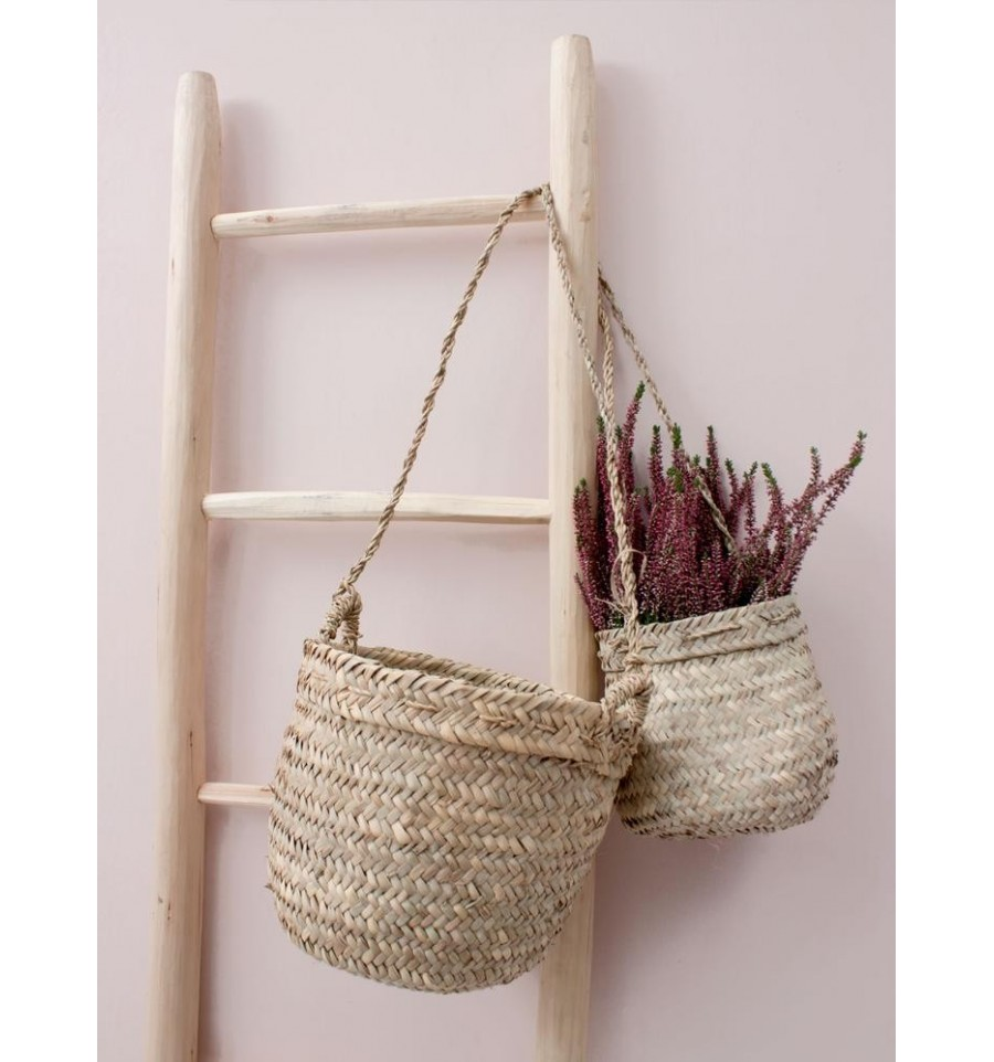 Hanging Beldi Baskets, Bohemia Design, Decor