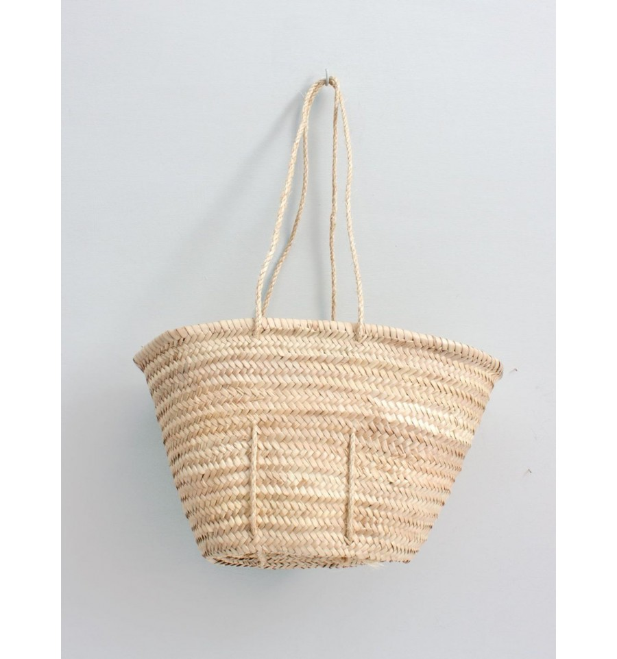 Basket Corsica Rope Basket beige, Bohemia Design, Handbags and