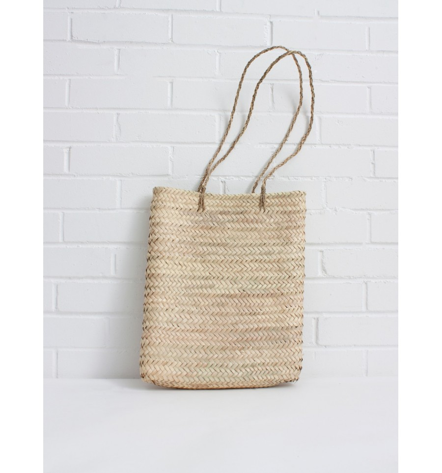 Delphi Tote Basket, Bohemia Design, Handbags and backpacks